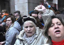 Sr. Gallardón: Violencia de género estructural… ¡son los recortes y la Reforma Laboral!
