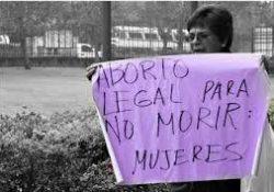 ¿Derecho a la vida? ¡Derecho a decidir sobre nuestros cuerpos!