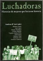 LUCHADORAS libro