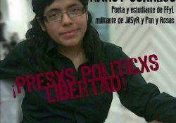 Contra la represión y detención a estudiantes de México