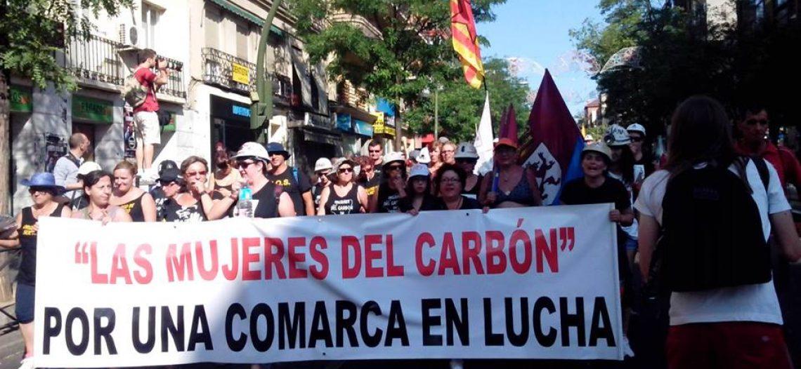 """A un año de la """"Marcha Negra"""" las mujeres mineras vuelven a las calles"""