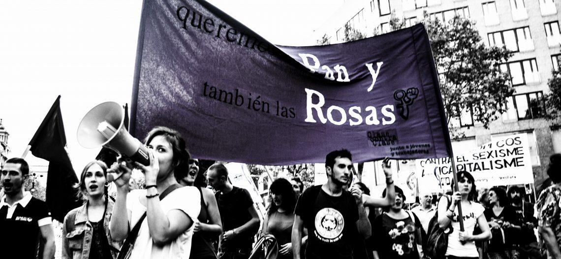 No pedimos, ¡ exigimos! Nuestro derecho al Pan…y también a las Rosas