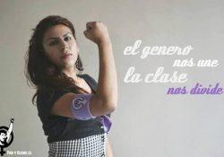 25N: Acte davant del Consulat Xilé de Barcelona per Kathalina!