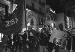 25N: Acto y gran cortejo junto a las y los trabajadores de Panrico