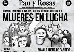 ¡Ya salió el Boletín Nº 1 de Pan y Rosas!