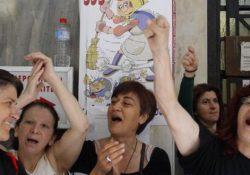 """Limpiadoras de Valencia en lucha: """"Porque estamos cansadas de que nos impongan una vida miserable"""""""