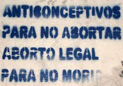 Para el gobierno español 'Abortar no es un derecho'