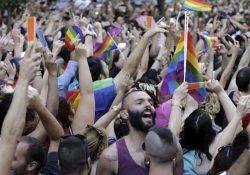 """""""Nunca habrá un desfile del orgullo gay en mi Venecia"""""""