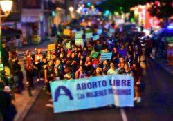 Menores, nativas y migrantes ¡todas tenemos derecho a abortar!
