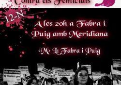 ¡Ninguna agresión sin respuesta! el grito de los barrios de Barcelona contra otro brutal feminicidio