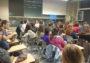 'Hablemos de micromachismos': exitoso taller en la Facultad de Geografía e Historia de Barcelona
