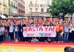 Brutal paliza a una mujer transexual en Madrid