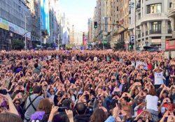 Organizaciones de la marcha 7N forman una Plataforma estatal contra las Violencias Machistas
