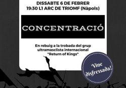 """Encuentro de """"hombres neomachistas"""" en Barcelona y 160 ciudades del mundo"""