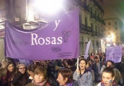 Pan y Rosas en Barcelona: semana de lucha por el 8 de Marzo