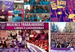 Las trabajadoras, las que mueven el mundo