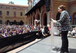 Ataque machista de académico de la RAE a Ada Colau