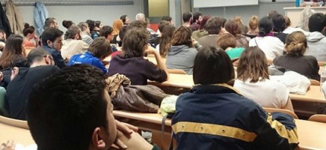 """Gran charla de Pan y Rosas en Barcelona, """"Movimiento queer y lucha de clases"""""""