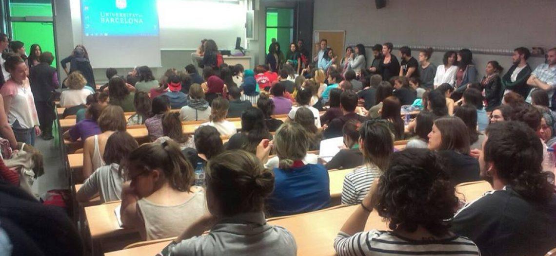 """Ponencia de la charla-debate de Pan y Rosas sobre """"Mujeres y feminismos frente a la islamofobia"""""""