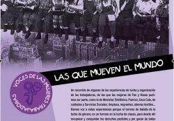 """Pan y Rosas: suplemento especial """"Voces de las trabajadoras, las que mueven el mundo"""""""