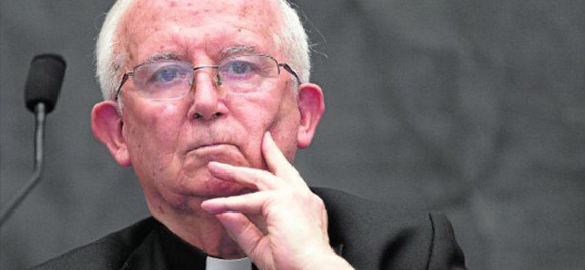 Impunidad para la homofobia, el machismo y el racismo del cardenal Cañizares