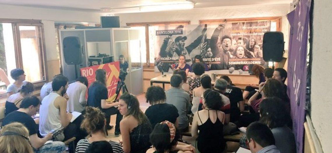 Com a marxistes podem desenvolupar plenament una estratègia d'emancipació de les dones