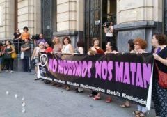 El limitado plan contra la violencia machista de Zaragoza en Común