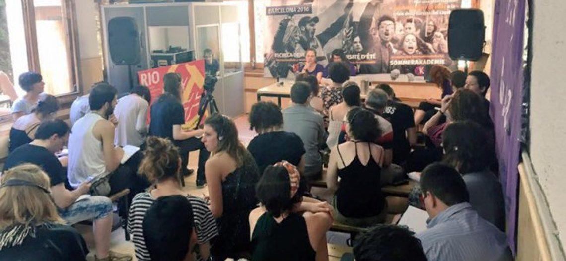 La violència masclista: un problema estructural del sistema capitalista i patriarcal
