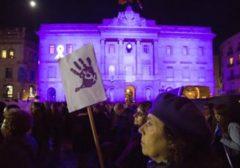 Barcelona pondrá en marcha un 'protocolo de duelo' ante cada feminicidio
