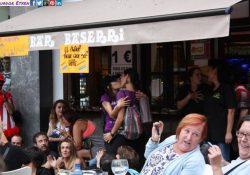 Patricia y Carolina, víctimas de una nueva agresión lesbofóbica en Bilbao