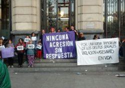 Repulsa ante la agresión machista en las fiestas de Zaragoza