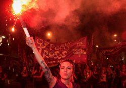 Solidaridad con el paro y movilización de Argentina ¡NiUnaMenos!