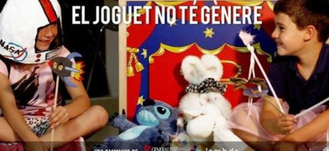 Navidad, juguetes y anuncios sexistas