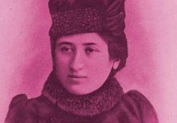 Rosa Luxemburgo, los años de juventud