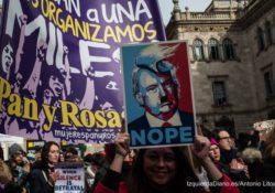 8 de Marzo: la fuerza de las mujeres en las calles, el eco de millones en el mundo