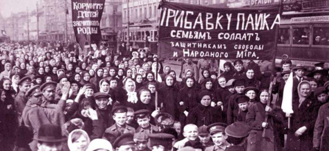 Les bolxevics: les dones que van sembrar la revolució