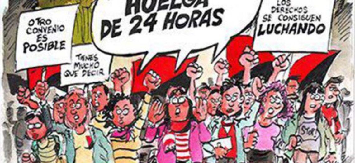 Las trabajadoras, protagonistas de la huelga de telemarketing