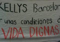Las Kellys exigen a Ada Colau medidas contra la precariedad, rechazadas por el concejal de Turismo