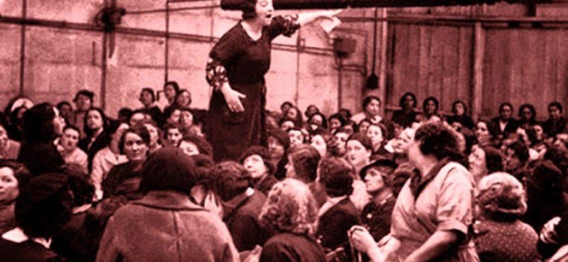 Dona i revolució: l'experiència del segle XX per pensar el segle XXI