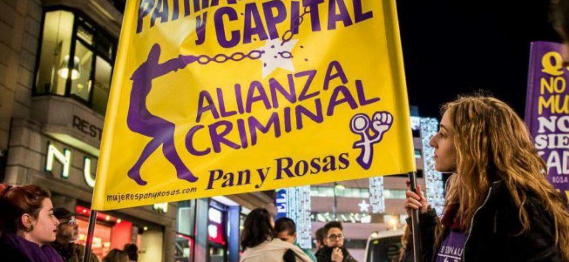 """""""Nos organizamos porque la precariedad laboral es violencia capitalista y patriarcal"""""""