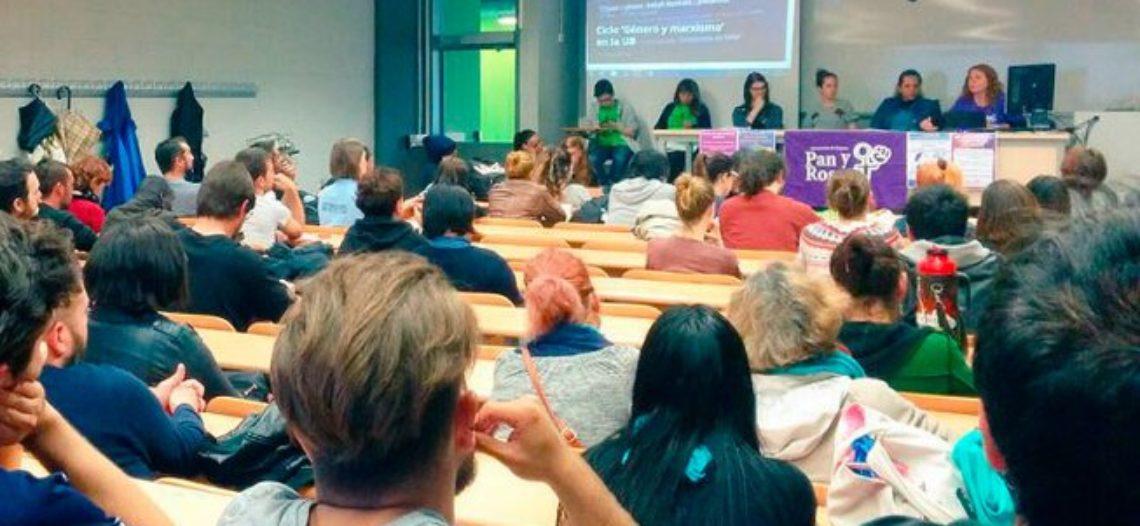 La fuerza de las jóvenes y las trabajadoras contra la violencia patriarcal