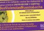 Súmate a la campaña contra las violencias: patriarcado y capital ¡Alianza criminal!