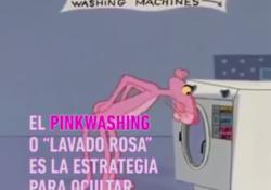 """[Video] ¿Qué es el pinkwashing?: cuando la """"tolerancia"""" pretende ganarle a la libertad"""