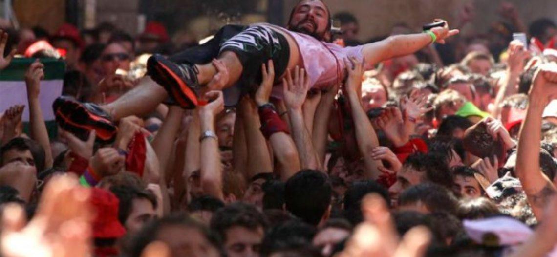 San Fermín y el orgullo hetero