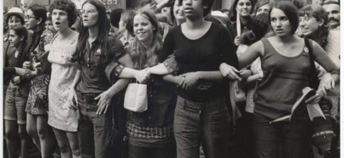 La revuelta femenina televisada