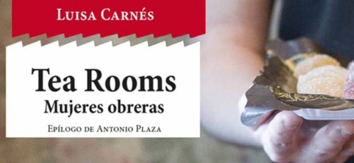 Tea Rooms: Mujeres obreras