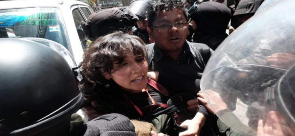 Bolivia: libertad a Violeta Tamayo y Carlos Cornejo