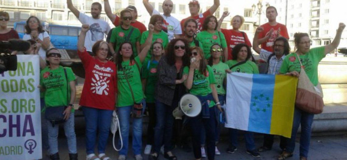 """Las Kellys Madrid: """"Hasta los ovarios de trabajos precarios"""""""
