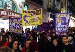 Contra la justicia patriarcal: ¡tocan a una, nos movilizamos miles!