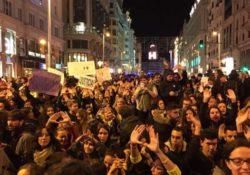 """Masiva movilización contra la justicia patriarcal: """"Hermana, no estás sola"""""""